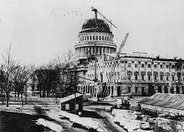 Construction of the U.S. Capitol Dome   The U.S. Capitol Bui…   Flickr