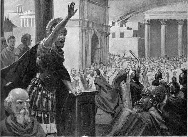 The History Man: The Roman Mob