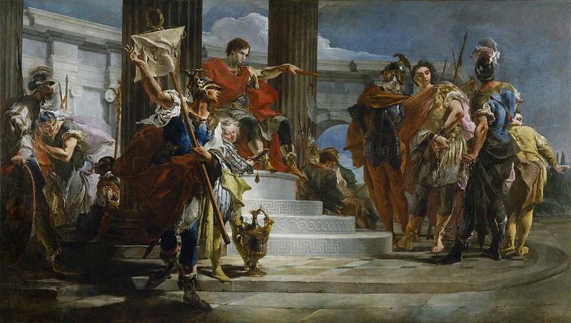 My name is Publius Cornelius Scipio Africanus (II) | by Roger | Medium