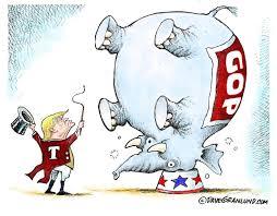 Granlund cartoon: Trump circus | Article | hannibal.net